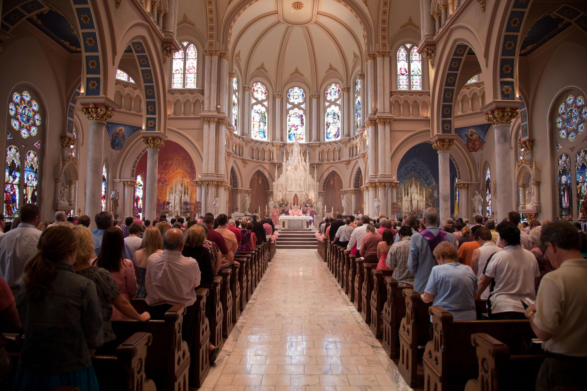 the roman catholic churchs decline essay